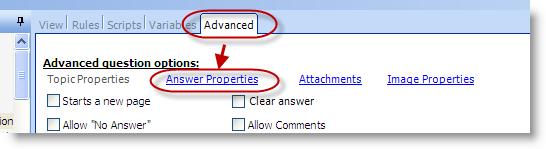 answerProperties