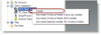 How To: Install SurveyToGo on a Windows Mobile PDA? | SurveyToGo
