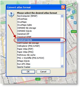 How to – Use offline mapping | SurveyToGo Studio Manual
